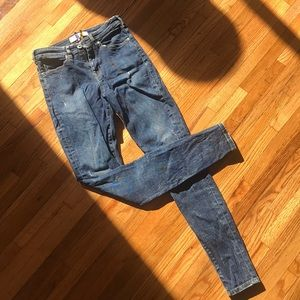 Scotch and soda skinny leg jeans